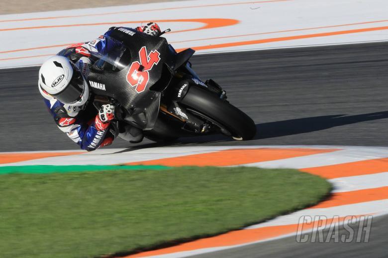MotoGP: Folger back 'doing what I enjoy most', wants wild-card