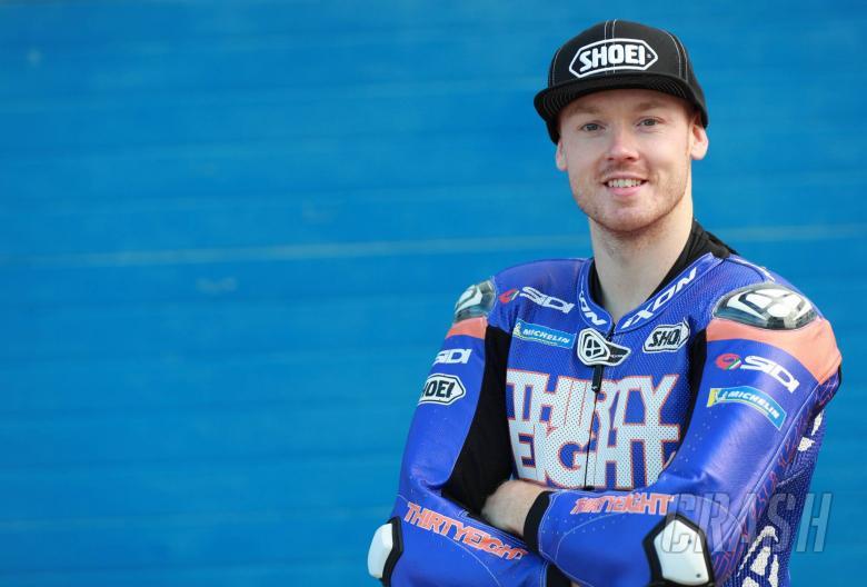 Bradley Smith, MotoE, Jerez tests, November 2018