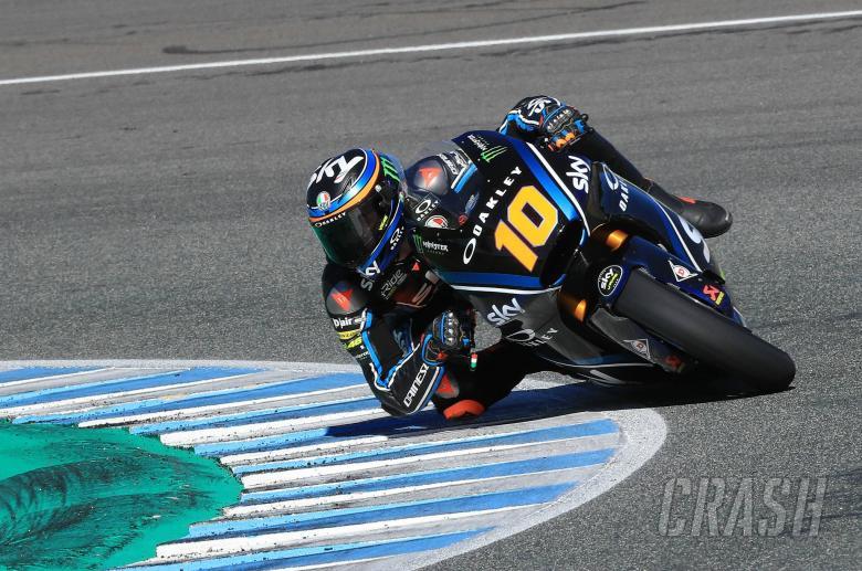 MotoGP: Jerez Moto2 test times - Final