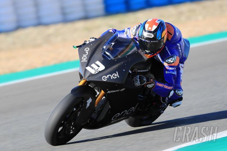 MotoGP: Jerez MotoE test times - Final
