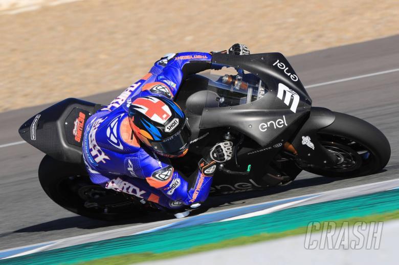MotoGP: Jerez MotoE test times - Saturday