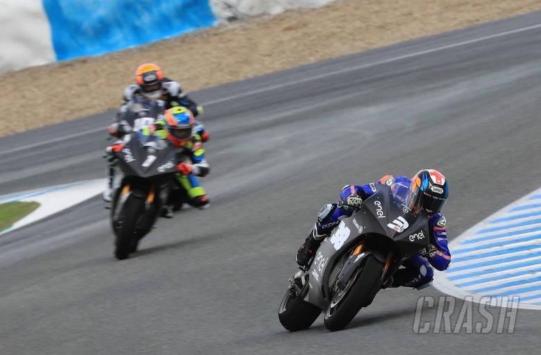 MotoE: Flat-out from start to finish in 2019   MotoGP   Feature