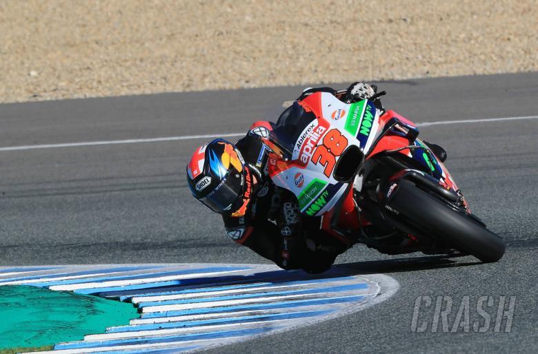 MotoGP: Smith: Engine emphasis for 2019 Aprilia