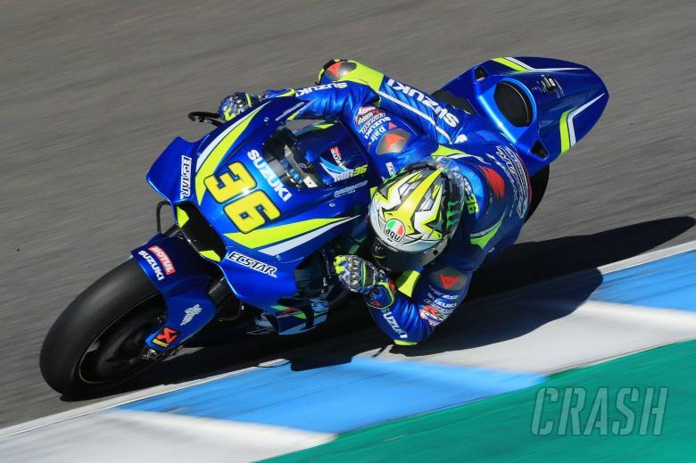 MotoGP: Mir has winning mindset, 'same calibre as Vinales, Rins'