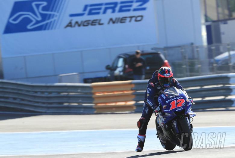 MotoGP: Jerez MotoGP test times - Wednesday (4:30pm)