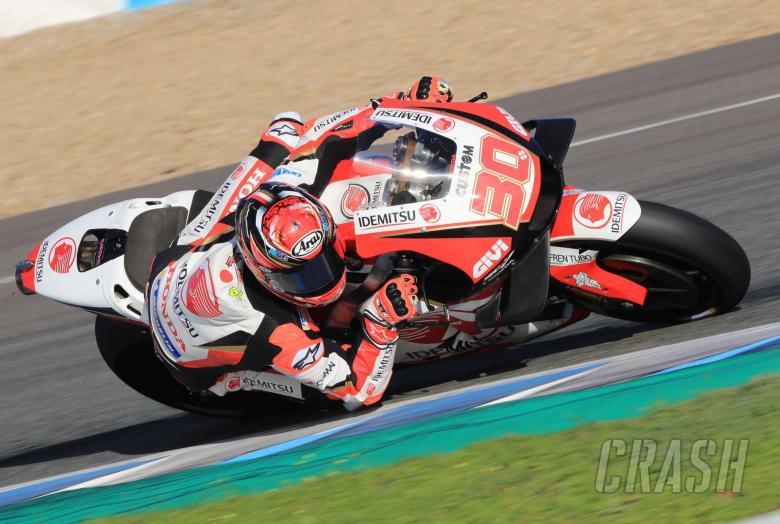 MotoGP: Jerez MotoGP test times - Thursday (5pm)