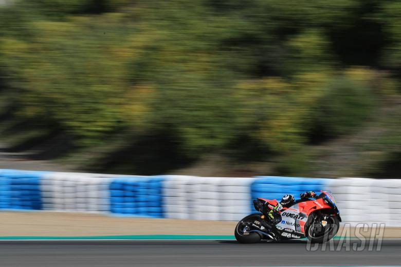 MotoGP: Ducati trials new rear seat, swingarm bar