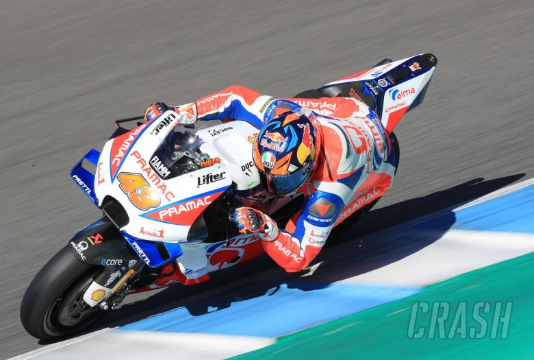 MotoGP: Miller: Every time I jump on it, I go faster