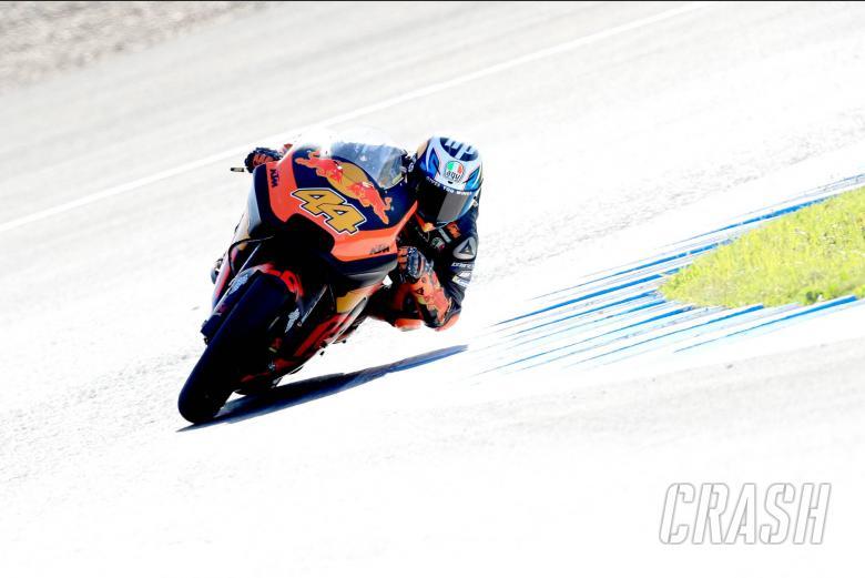 MotoGP: 'Initial 20% throttle' holding Pol back