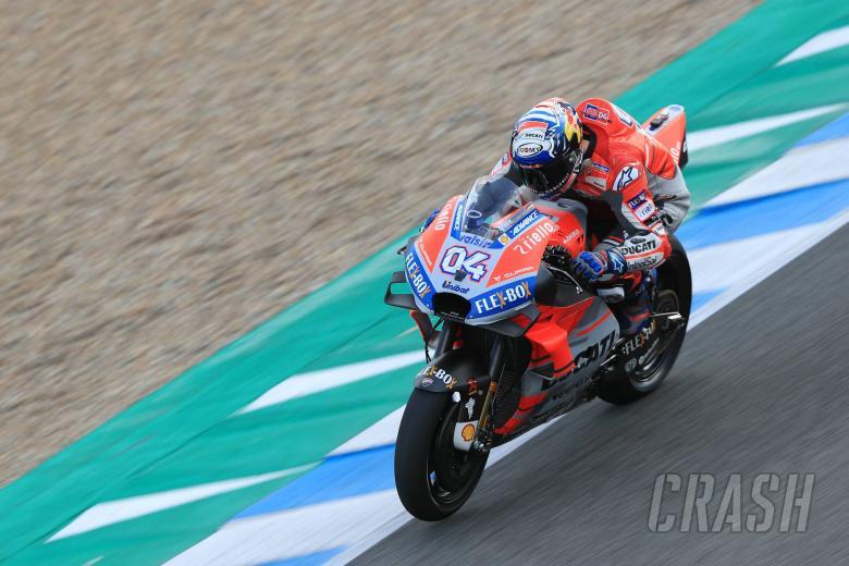 MotoGP: Dovizioso 'happy, we did everything'
