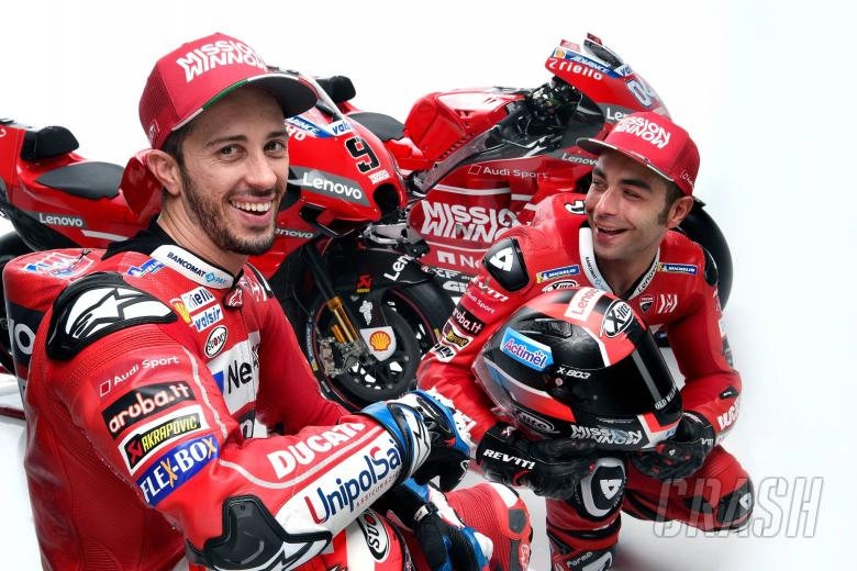 MotoGP: Dovizioso: Danilo has more potential than people think