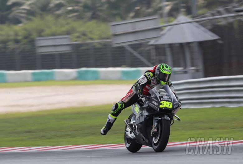 Crutchlow: Honda front-end is our strong point