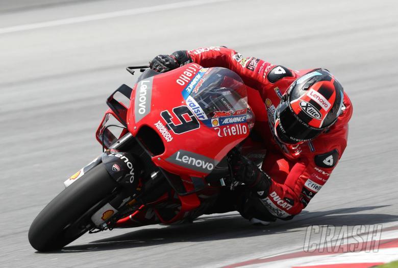MotoGP: Sepang MotoGP test times - Friday (5pm)