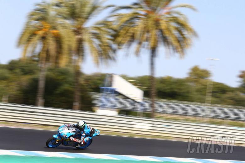 MotoGP: Jerez Moto3 test times - Wednesday (FINAL)