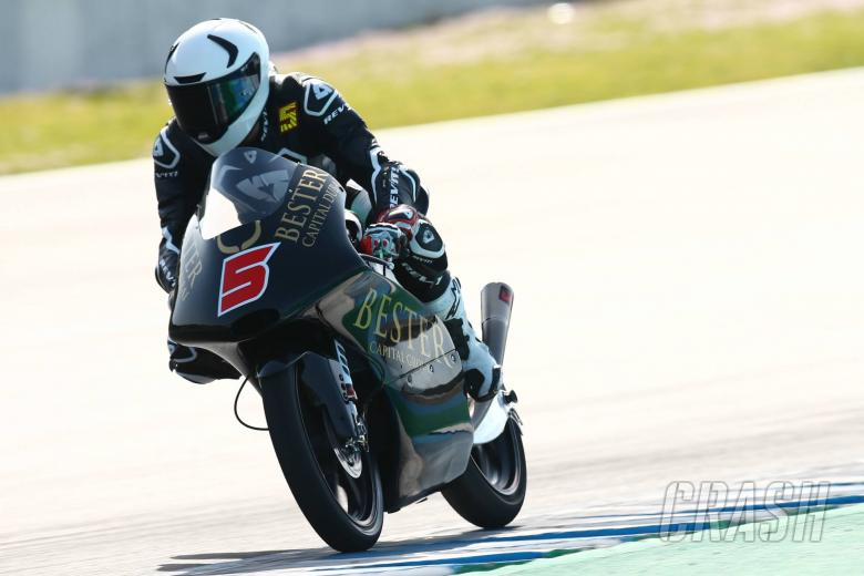 MotoGP: Jerez Moto3 test times - Friday (Session 1)