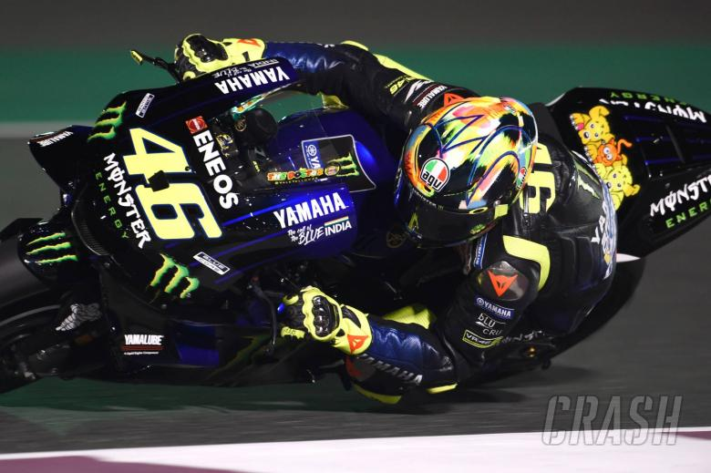 Rossi 'Too slow, not happy', Vinales 'feels good'