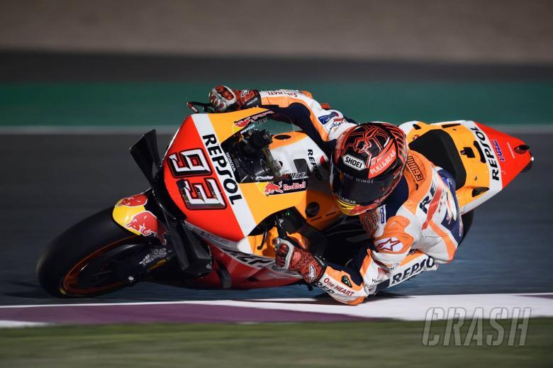 MotoGP: Qatar MotoGP - Free Practice (2) Results