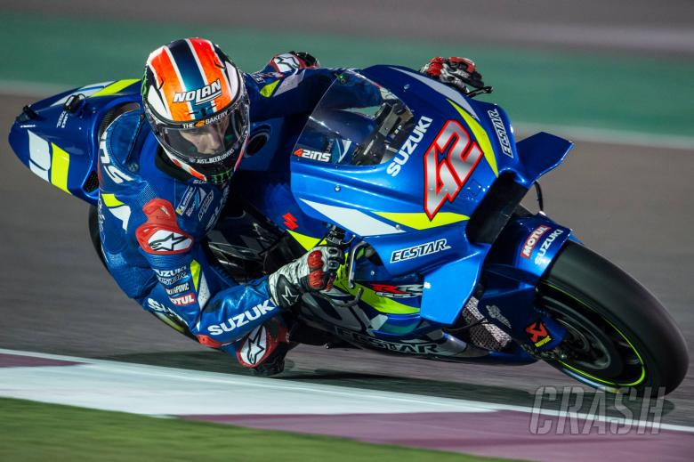 MotoGP: Rins, Suzuki set sights on victory