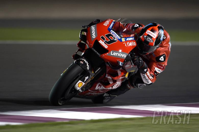 MotoGP: Petrucci: 'Some good cards up our sleeve'