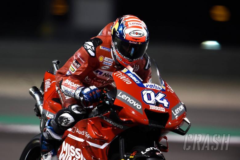 MotoGP: Dovizioso: We'll put up a fight...