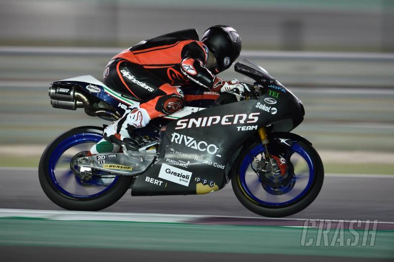 MotoGP: Qatar Moto3 test times - Saturday (Session 1)