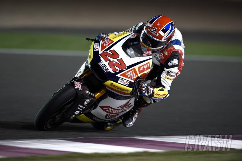 MotoGP: Qatar Moto2 test times - Sunday (Session 2)