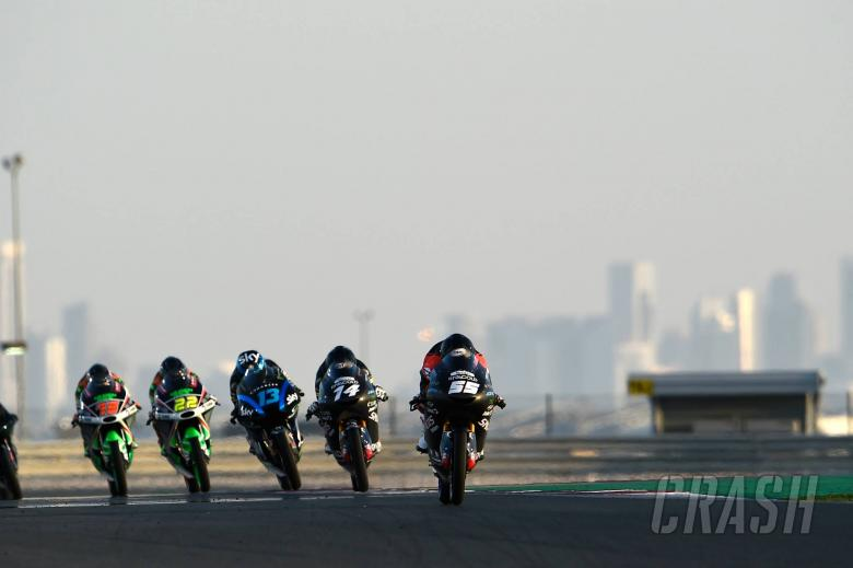 Qatar Moto3 test times - Sunday (FINAL)