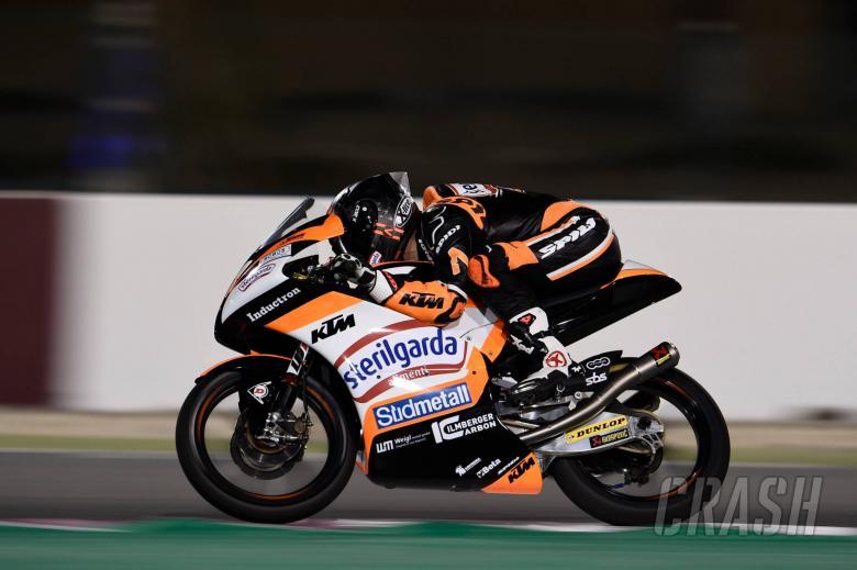 MotoGP: Moto3 Qatar - Free Practice (2) Results