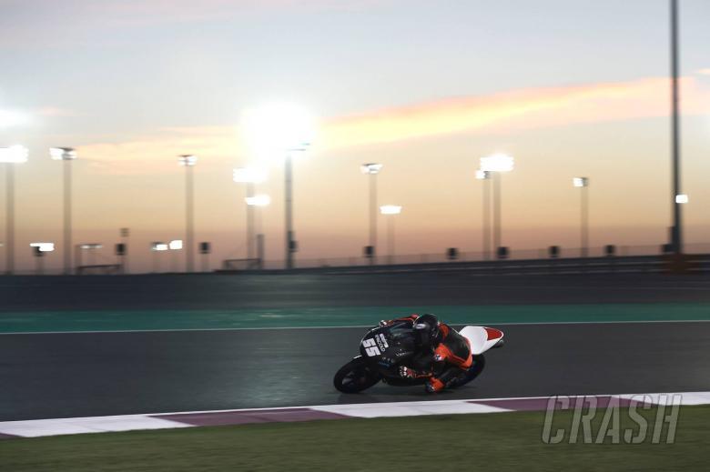 MotoGP: Qatar Moto3 test times - Combined