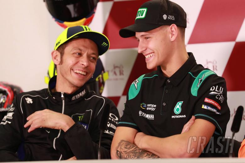MotoGP: Rossi: Quartararo young enough to be my son!