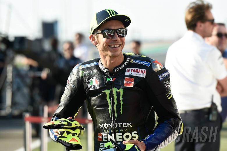 MotoGP: Rossi: 7-8 riders ready for podium