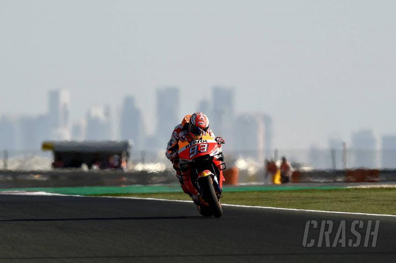 MotoGP: Marquez: Two crashes, worst circuit, front row