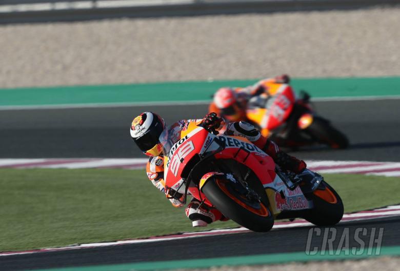 MotoGP: Marquez surprised by Lorenzo's fast start