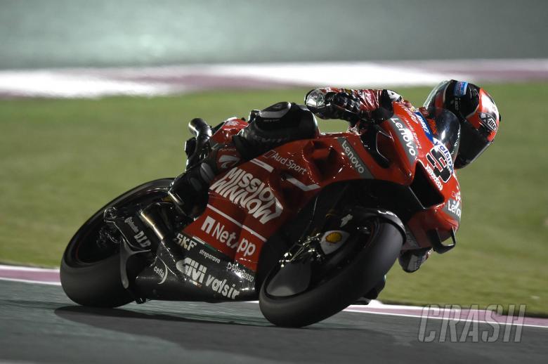 MotoGP: Qatar MotoGP - Free Practice (4) Results
