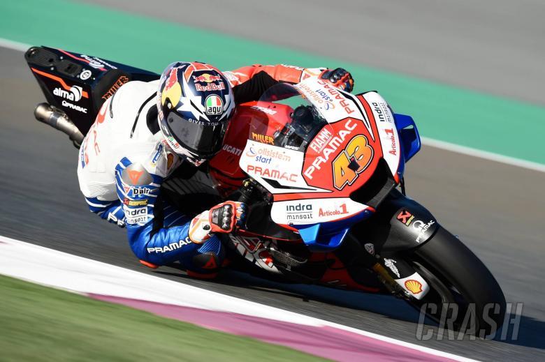 MotoGP: Miller suffers bizarre broken seat which triggers retirement