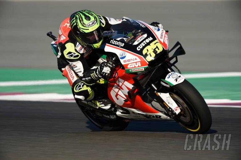 MotoGP: Crutchlow: Nice to have that feeling back