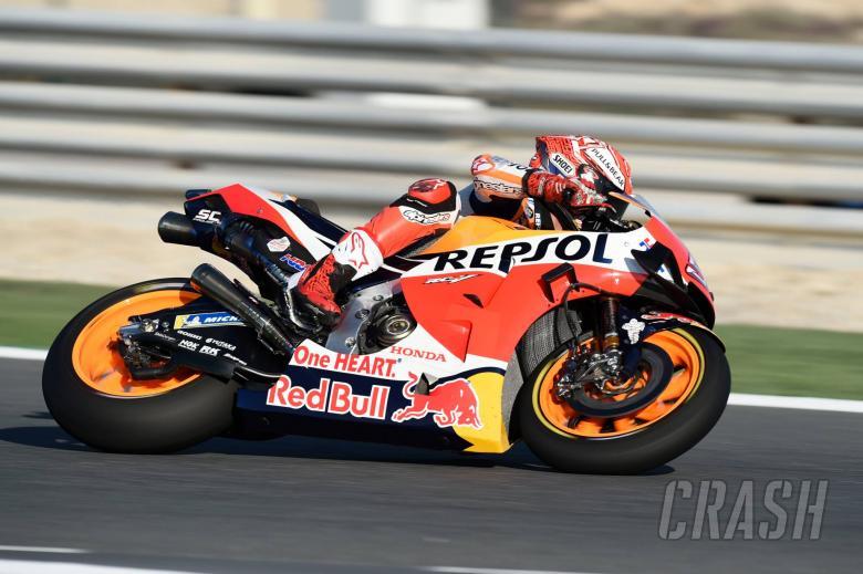 MotoGP: Qatar MotoGP - Free Practice (3) Results