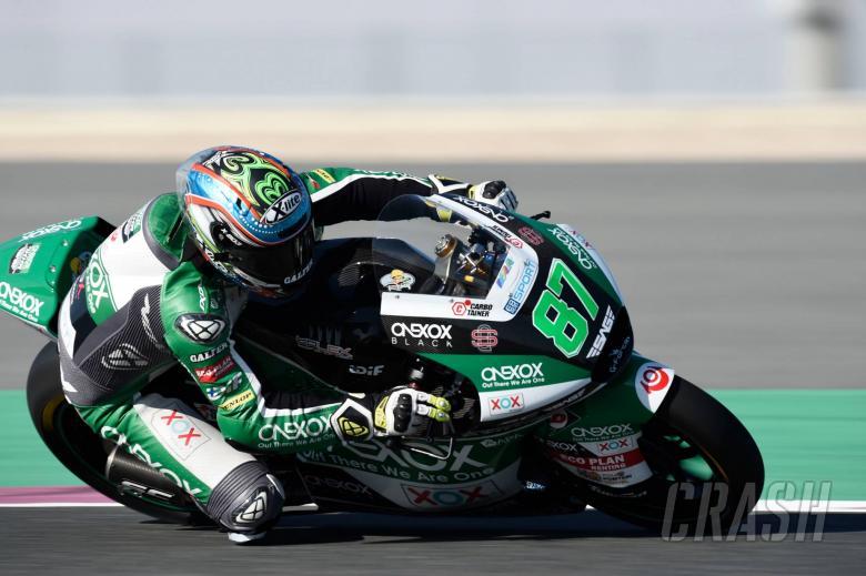 MotoGP: Moto2 Qatar - Warm-up Results