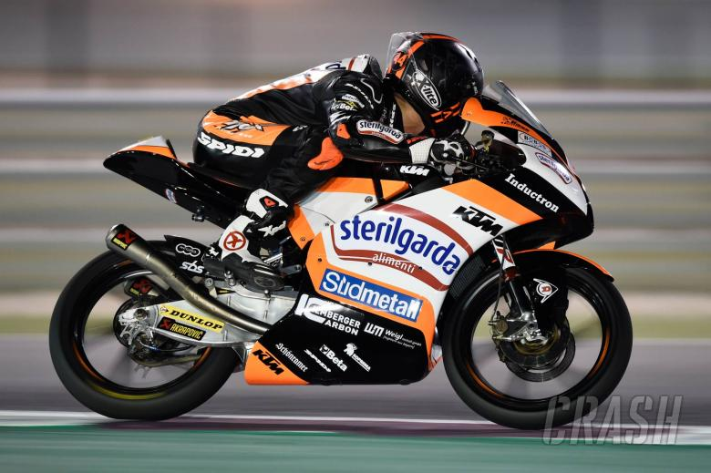 MotoGP: Moto3 Qatar - Qualifying Results