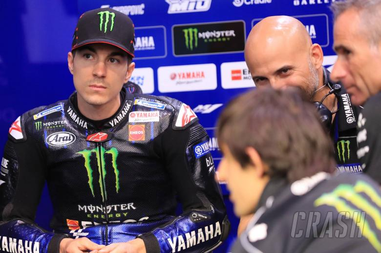 MotoGP: Vinales: I can be much more calm, relaxed