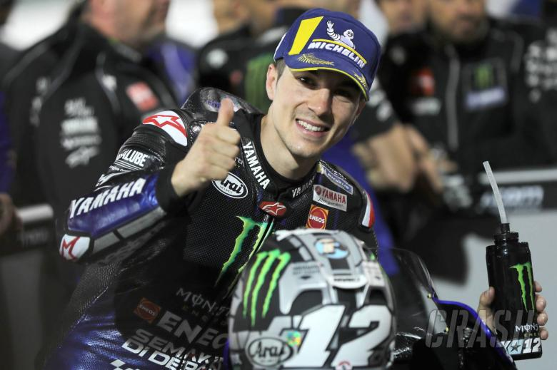 MotoGP: Vinales: We'll try to be smart, ready at the end