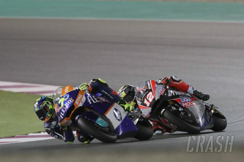 MotoGP: Moto2 Qatar - Race Results
