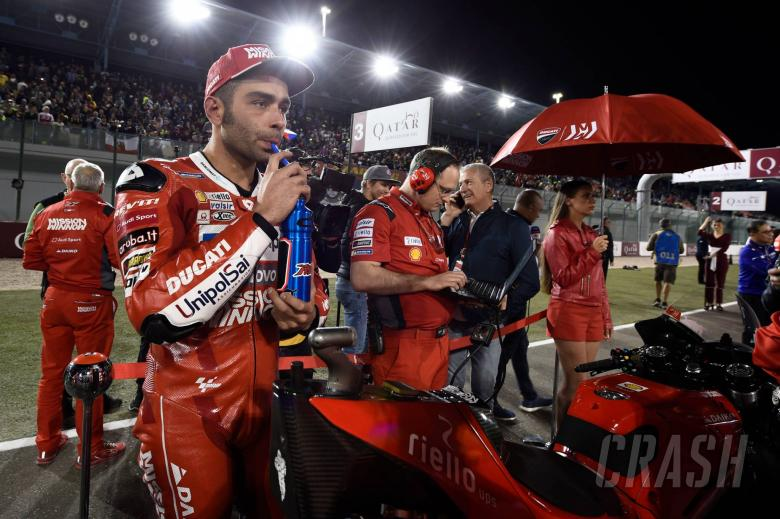 MotoGP: Petrucci: They try to stop us, instead they copy