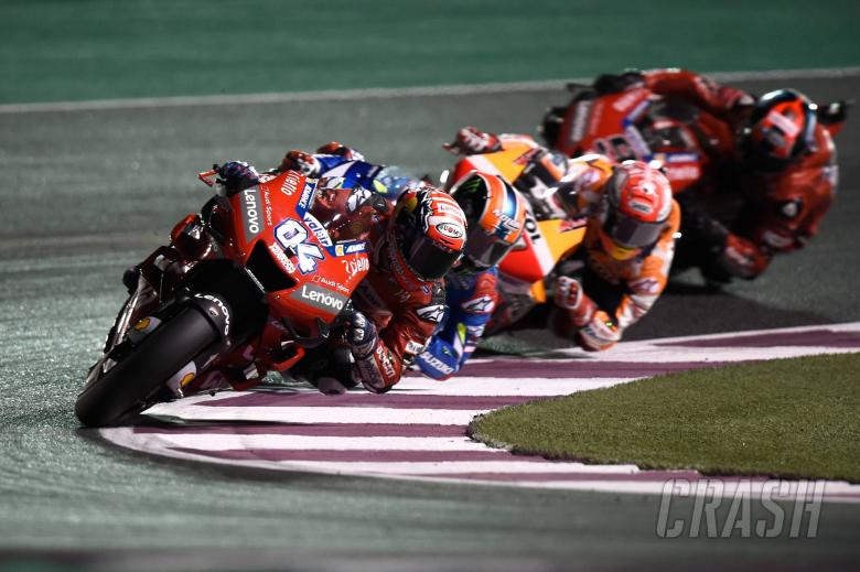 MotoGP: Marquez on Ducati aero protest: Dovi beat me on track - Updated