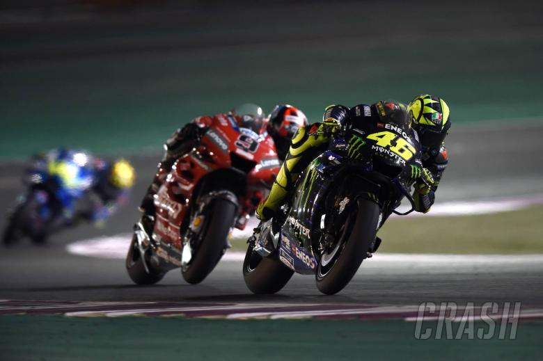 MotoGP: Rossi: Yamaha more or less has the same problems