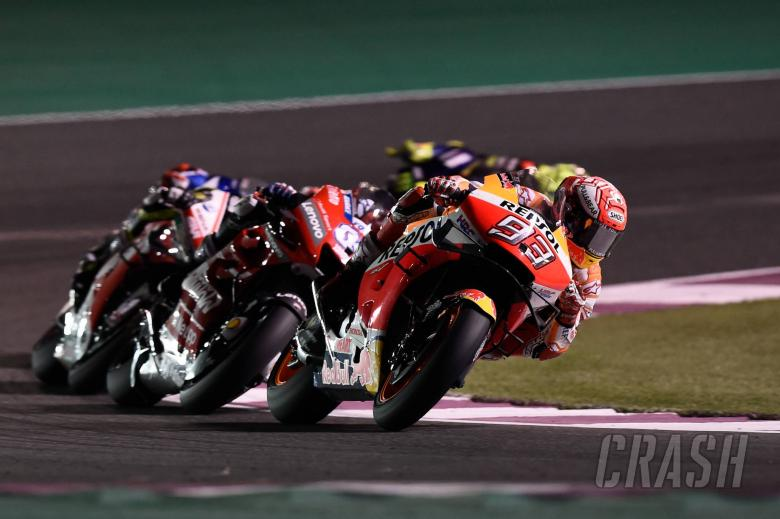 MotoGP: Marquez: New engine gave me 'extra' for second