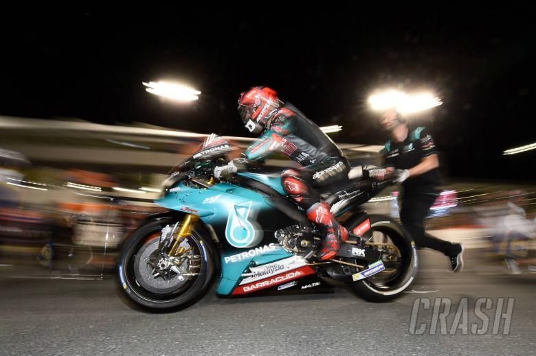 MotoGP simplifies stalled bike procedure