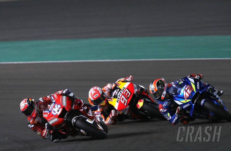 MotoGP: Rins 'had potential to win race'