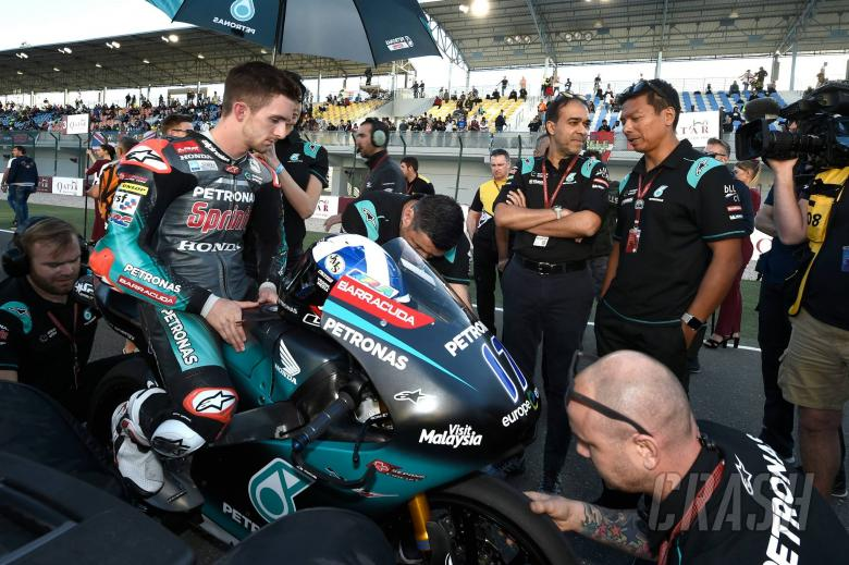 MotoGP: McPhee frustrated with 'damage limitation' race