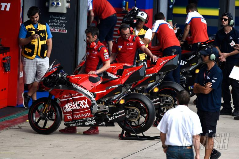 Ducati bike, Argentinian MotoGP 2019